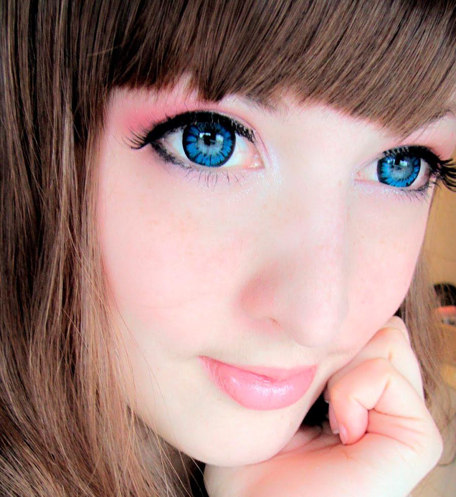 Osez porter des lentilles de contact de couleur