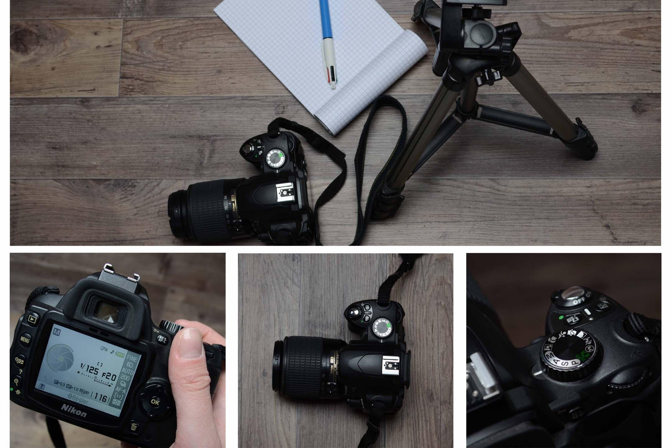Devenir photographe : faites votre pub