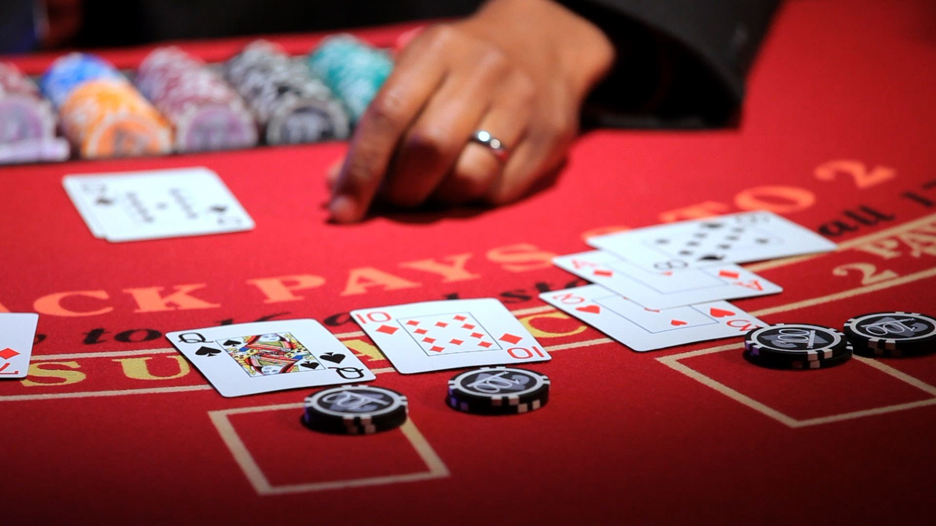 Comment s'améliorer au blackjack ?