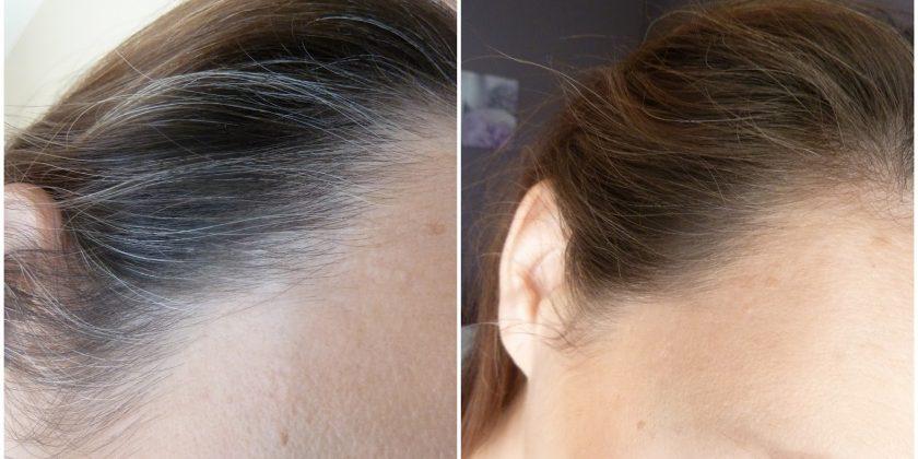 Comment cacher des cheveux blancs naturellement